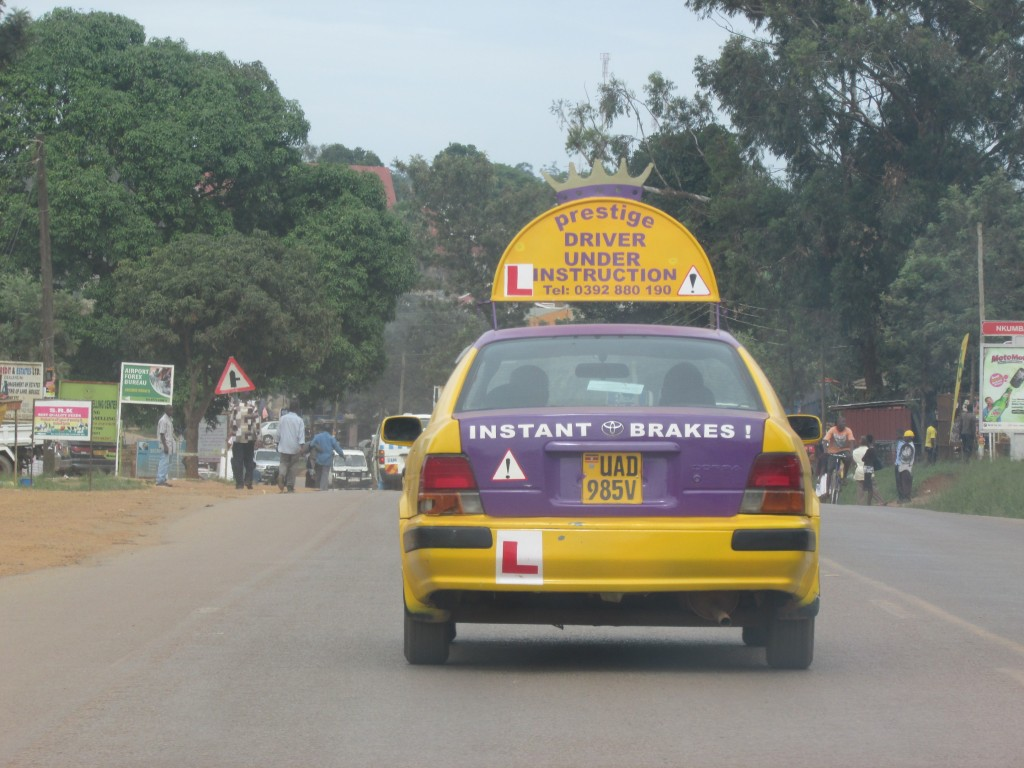 Instant Brake Driving School