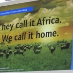 They call it Africa...