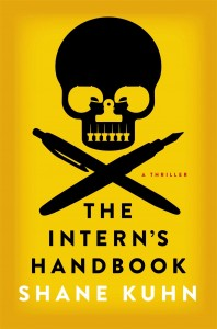 Interns handbook cover
